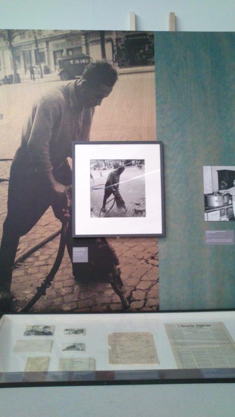 Temporary exhibit - Vies d'Exil, 1954 à 1962, des Algériens en France pendants la guerre d'Algérie